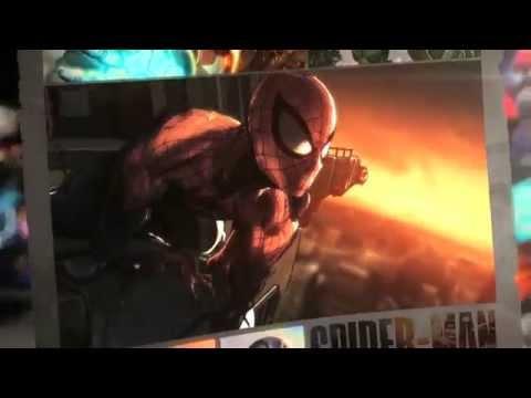 Marvel War Of Heroes Card Game
