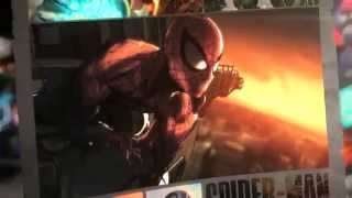 Marvel War of Heroes SDCC 2014 Trailer