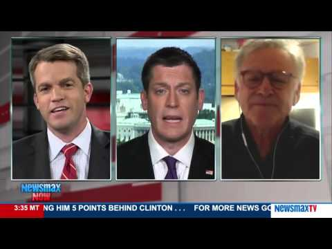 Newsmax Now | Ford O'Connell and Rick Ungar discuss Trump and Crystal Ball
