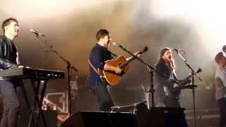 Mumford and Sons - The Cave @ Niagara on the Lake / Butler