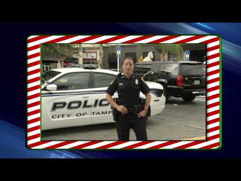 On Duty with the Tampa Police Department--December 2013