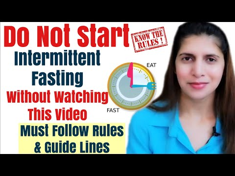 must-follow-rules-to-lose-weight-&-inches-in-intermittent-fasting-|-tips-to-double-your-results