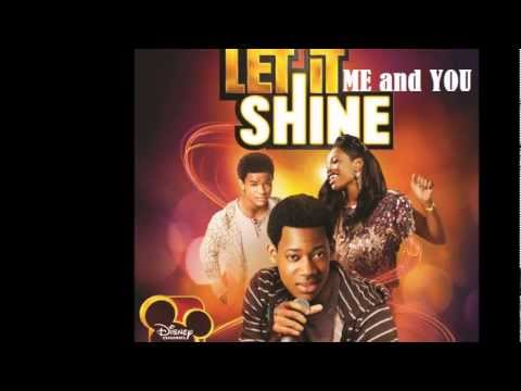Let It Shine - Me And You (Coco Jones & Tyler James Williams) (AUDIO)