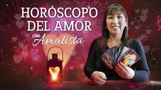 Horóscopo gratis del AMOR: semana del 3 al 9 de agosto | Amatista YouTube Videos