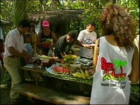 tonga tourism