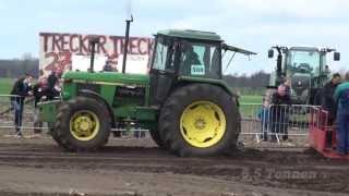 Trecker Treck Westerrade # Bauernklasse 6,5 t Standard
