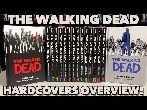 The Walking Dead Hardcovers Overview!