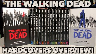 The Walking Dead Hardcovers Overview Youtube