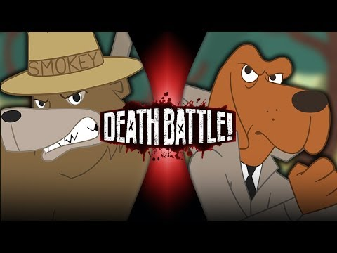 Smokey Bear VS McGruff the Crime Dog | DEATH BATTLE
