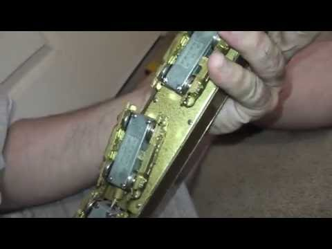 ebay brass model train unboxing