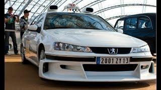 ОБЗОР НА Peugeot 406 ИЗ ФИЛЬМА ТАКСИ!