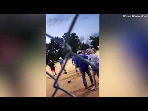 Kentucky Championship Tee-Ball Game Stopped After Dad Brawl Breaks Out On The Field