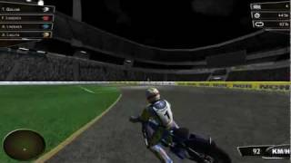 FIM Speedway Grand Prix 4 PC Gameplay Race
