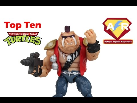 Top 10 Greatest Teenage Mutant Ninja Turtles Action Figures
