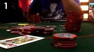 $1/$2 NLH Cash Game at Planet Hollywood | Poker Vlog #1