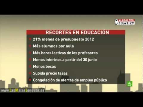 Wert se mofa de las familias sin recursos económicos para pagar las tasas de la Universidad