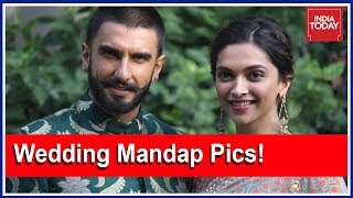 Deepika-Ranveer Shaadi Mandap Revealed! Exclusive Visuals From Lake Como Villa!