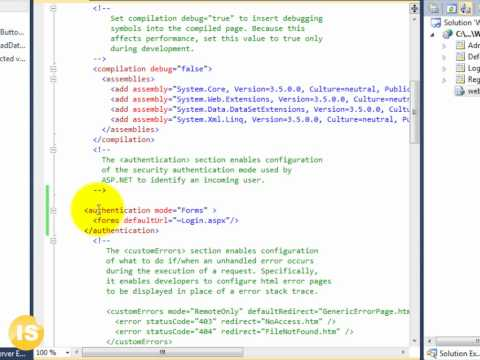 Học lập trình asp.net: Quản lý thành viên trong asp.net (http://isjsc.com)