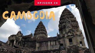 캄보디아 여행 - 앙코르와트 (마하바라타) | 캄보디아…