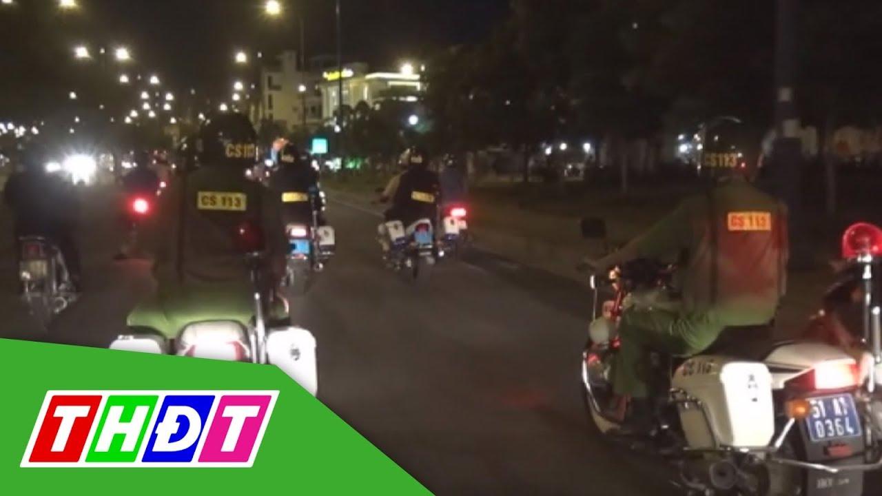Cảnh sát cơ động được dừng xe kiểm tra hành chính (14/9/2019) | An toàn giao thông | THDT