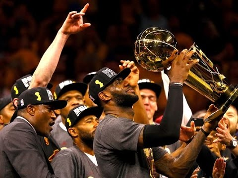 Cleveland Cavaliers 2015-2016 Championship Tribute