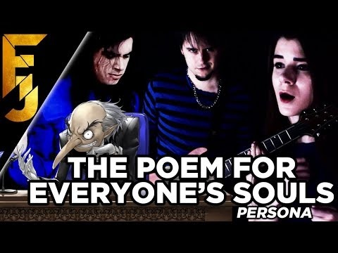 Persona - The Poem For Everyone's Souls Guitar Cover Feat. Ferdk And Adriana Figueroa | FamilyJules