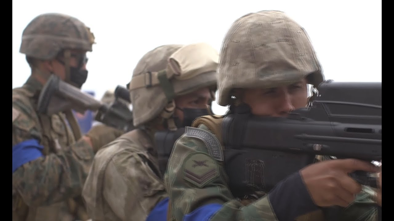 UNITAS 2021: U.S. Marines train with partner nations during multinational exercise