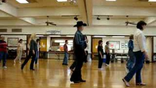 cowgirl s don t cry line dance walkthrough