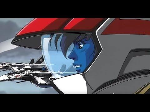 Macross Do You Remember Love? 超時空要塞マクロス セガサターン (Sega Saturn) Opening