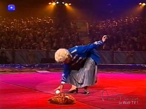 """Marie-Thérèse au """"27e Festival du Cirque de Monte-Carlo"""" (extrait 3)"""