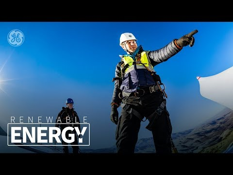 GE Turkey Renewable Energy - A Close Look at Afyon/Dinar Wind Farm
