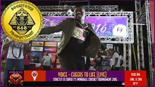 Voice - Cheers To Life [International Soca Monarch 2016 Winner] [Live] BooMTowN 868 Productions