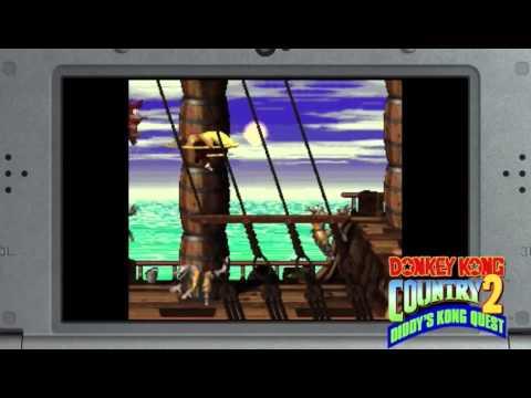 Super Nintendo Virtual Console coming to New 3DS XL eShop