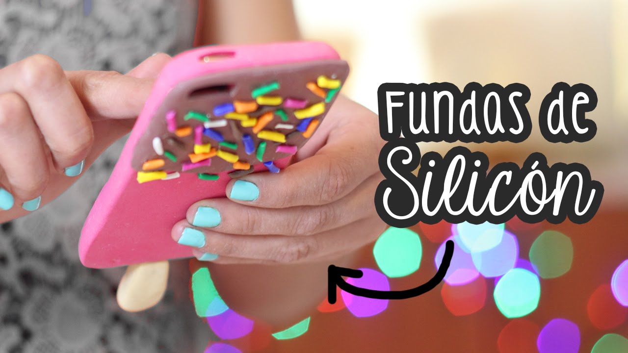 Fundas para celular de silic n hechas por ti regalos - Como hacer fundas de silicon ...