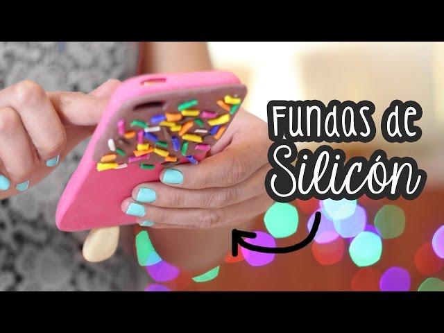 d61b2b95665 ES MUY FÁCIL: Cómo hacer fundas de silicona para tu celular mega lindas!! -  TKM México