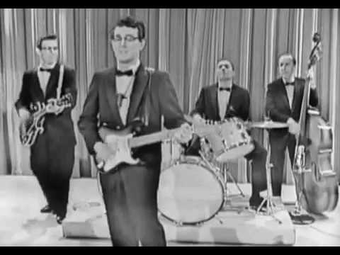 "Buddy Holly & The Crickets - ""Peggy Sue"" in stereo! Mp3"