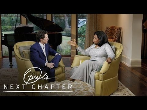 Pastor Joel Osteen Makes No Apologies for His Wealth | Oprah's Next Chapter | Oprah Winfrey Network
