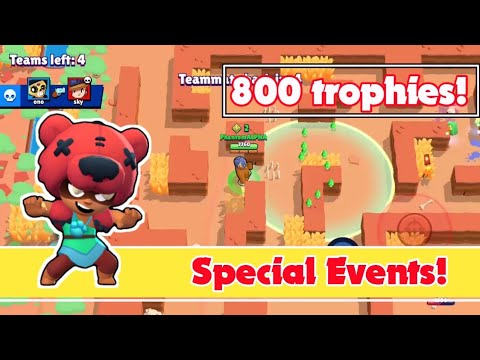 brawl stars special events