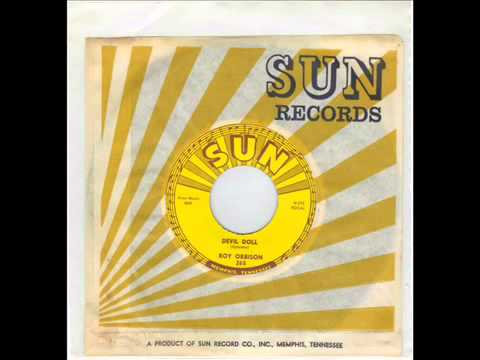 ROY ORBISON -  SWEET AND EASY TO LOVE -  DEVIL DOLL -  SUN 265 wmv