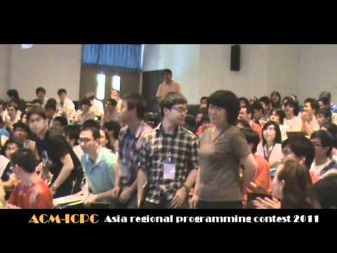 ACM-ICPC Regional Asia Programming Contest 2011 Ver_5min