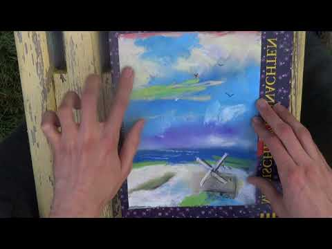 Amazing Speed painting  Landscape