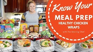 KNOW YOUR: Meal Prep | Under $100 for TWO weeks worth  | The Starving Chef