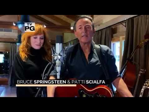 Bruce Springsteen & Patti Scialfa (covid-19)