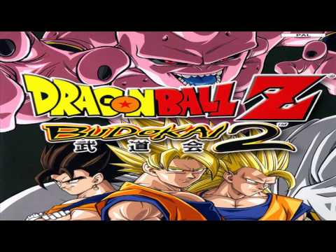 Dragonball Z: Budokai 2 Soundtrack - 26 - Warrior From an Unknown Land (Hyperbolic Time Chamber)