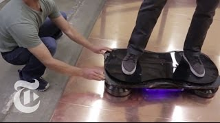 A Real Hoverboard? | The New York Times
