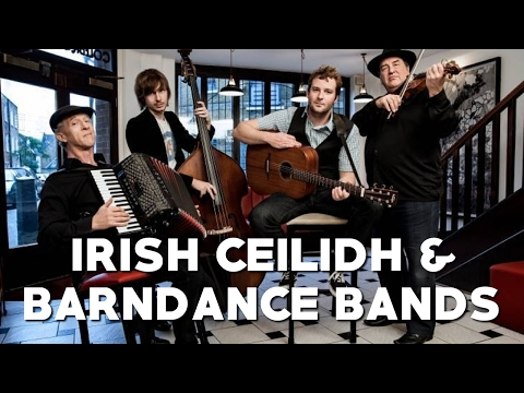 What is the difference between a Ceilidh Band and an Irish Band?