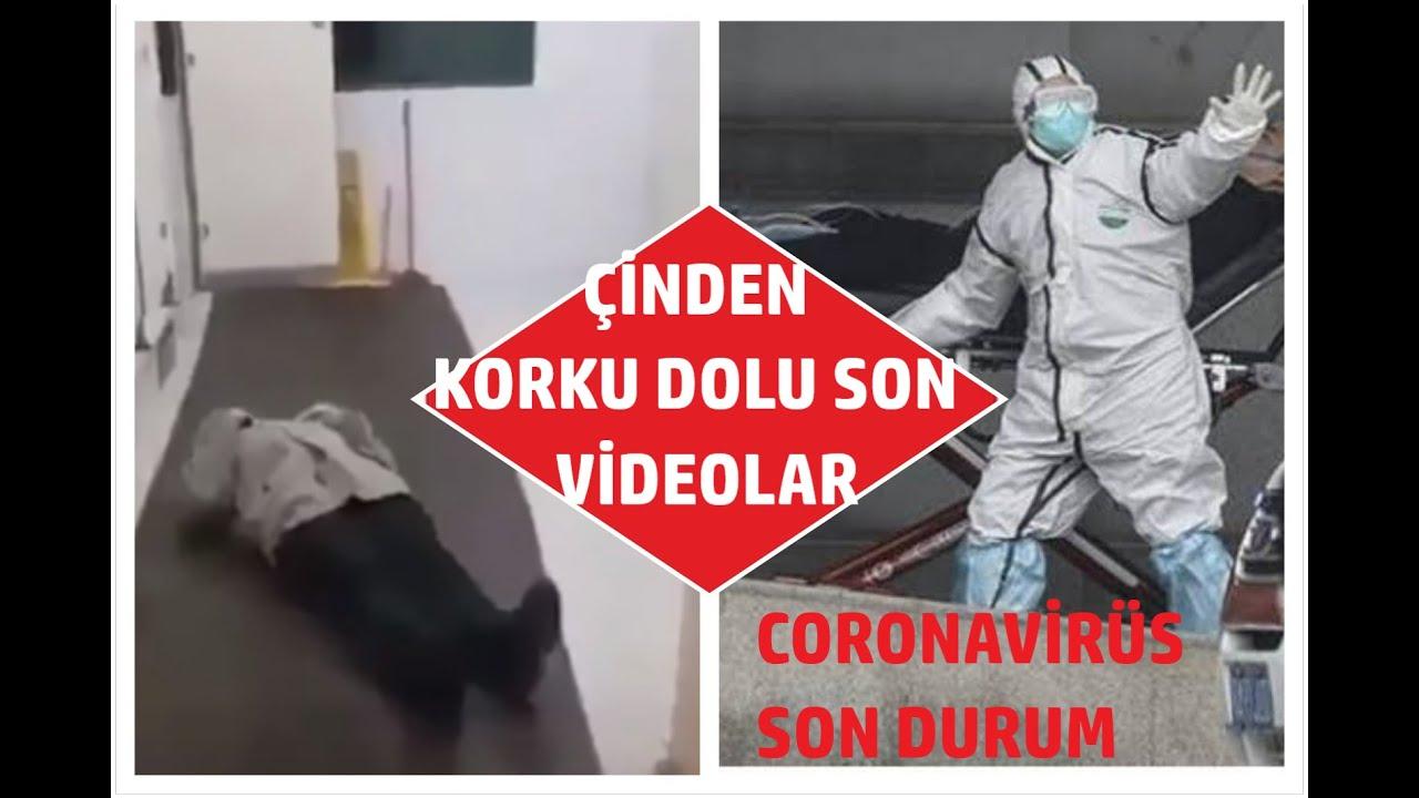 Corona Virüsünden Son Videolar! Çin Halkı Korku ve Panik İçinde!Corona Virüsü Görüntüleri SON DURUM!