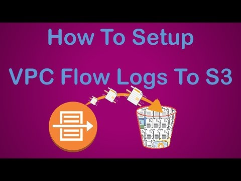 Setup VPC Flow Logs To S3 | How to investigate or troubleshoot network  issues in my VPC?