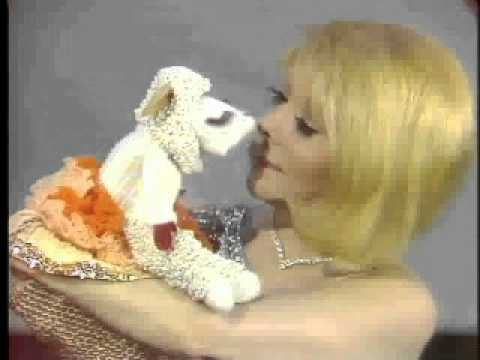 Cherrill Rae with Lamb Chop and Shari Lewis