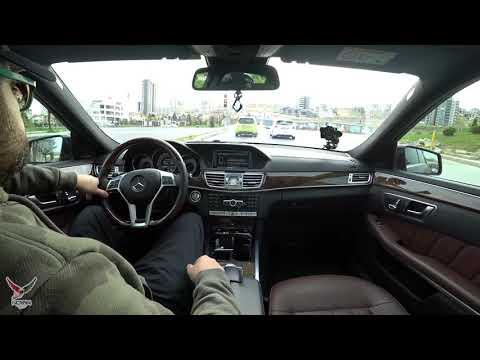 E250 Ümitköy Ankara Walkaround | 320i F30 Zamanları | Müzik eşliğinde Vlog